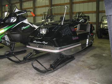 Restored 1972 Arctic Cat 440 Panther - Image 2 - Rock River Marina